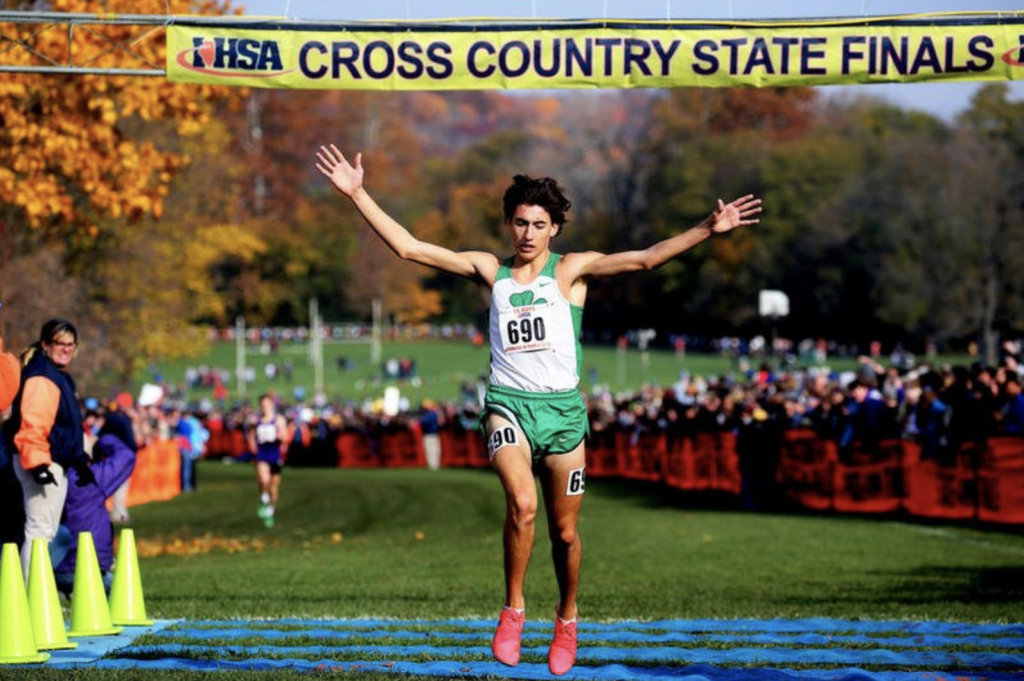 Christopher Collet State Championship
