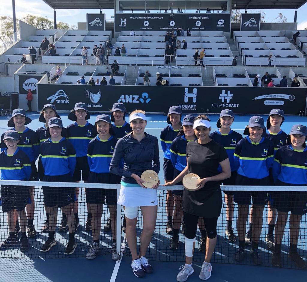 Hobart Tennis