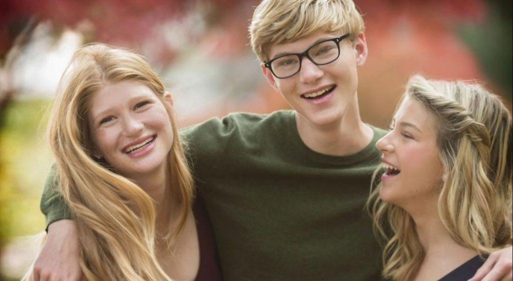 Bill Gates and Melinda Gates Children