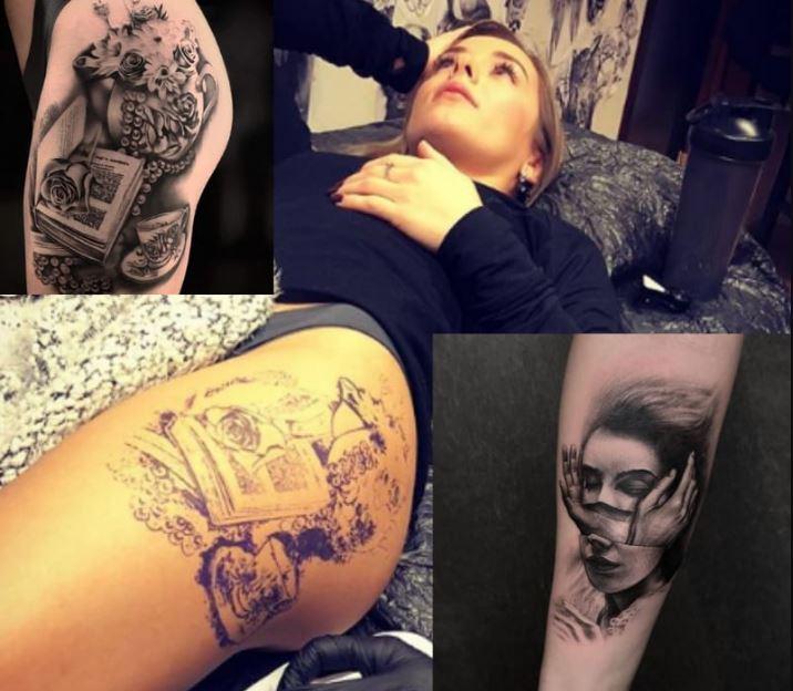 Kelsey Morgan Henson Tattoo