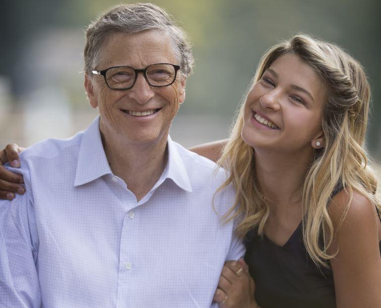 Phoebe-adele-gates-Father-Microsoft-co-founder-Bill-Gates