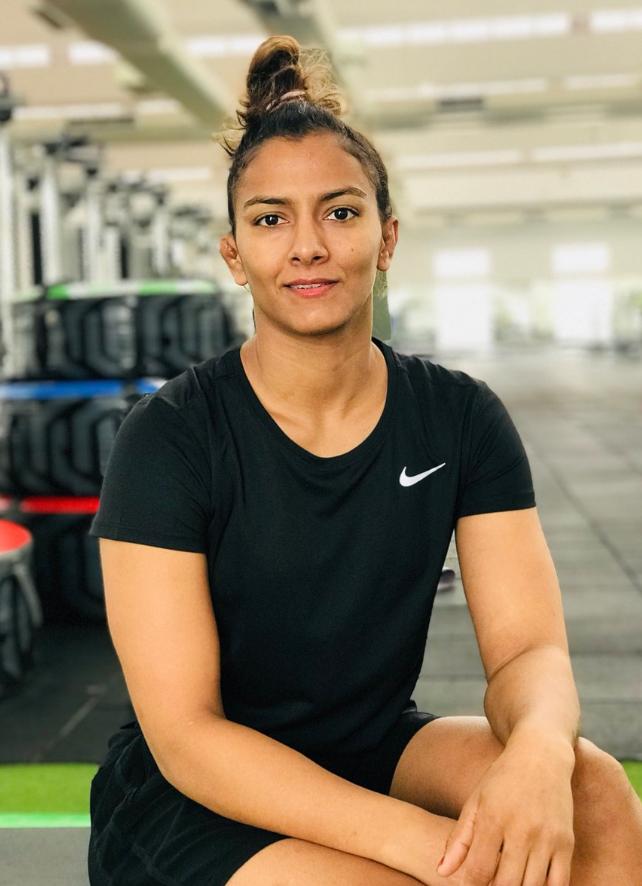 Geeta Phogat