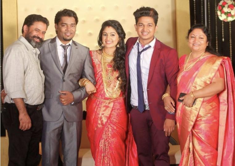 Priya Raman Family Photos with Children's