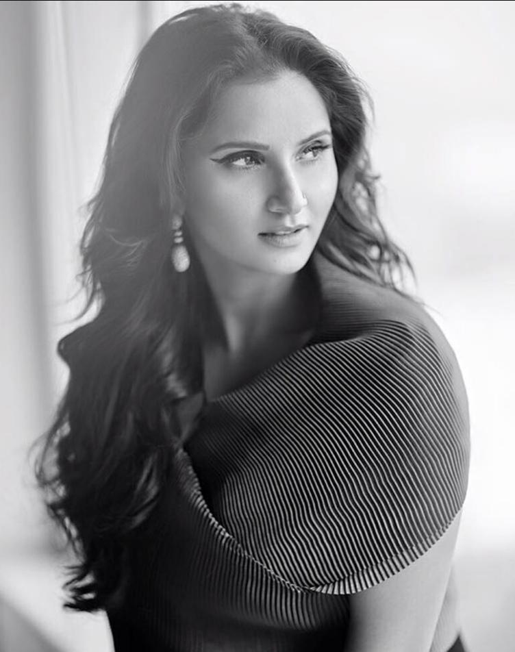 Sania Mirza Latest Image