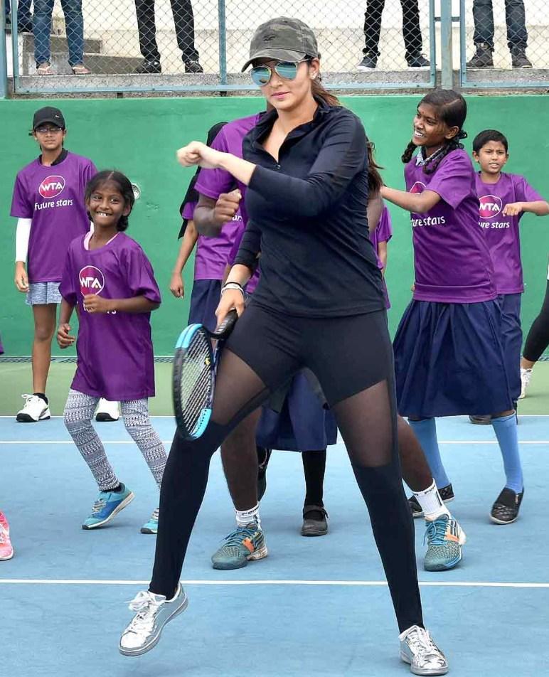 Sania Mirza Sports Image