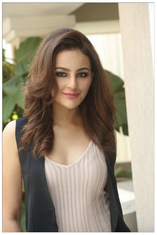 Seerat Kapoor Smile