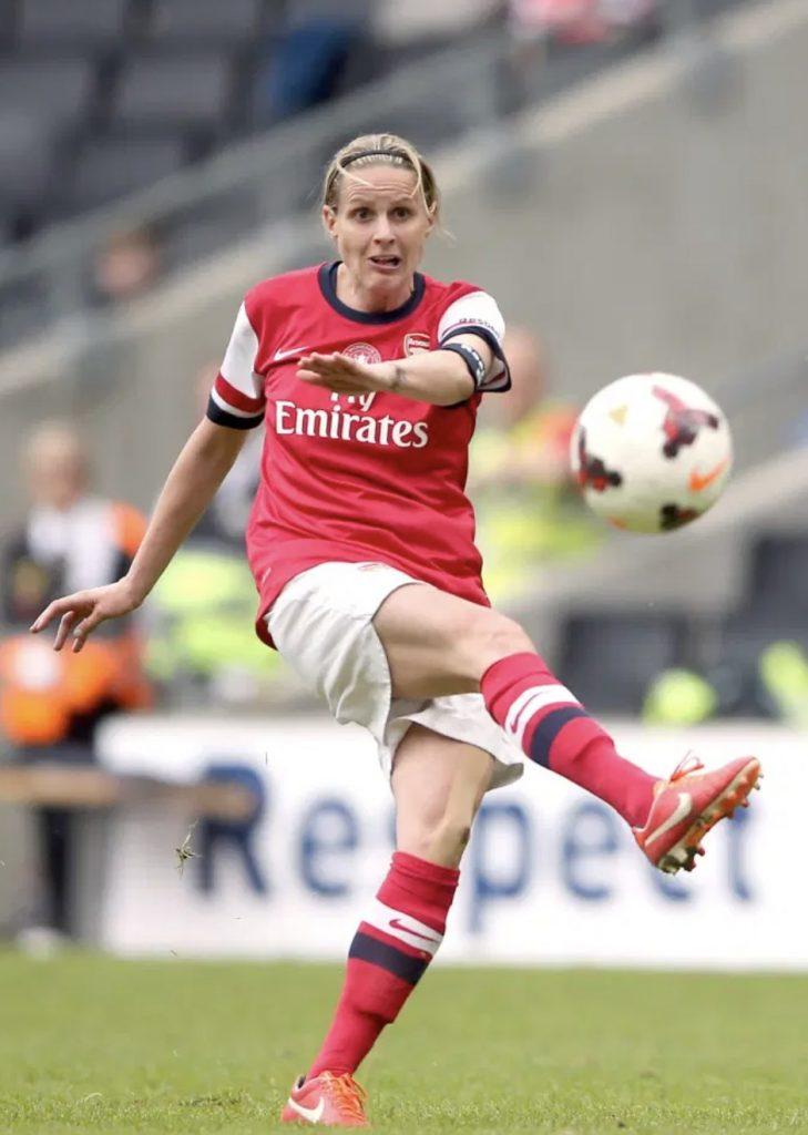 Kelly Smith Footballer