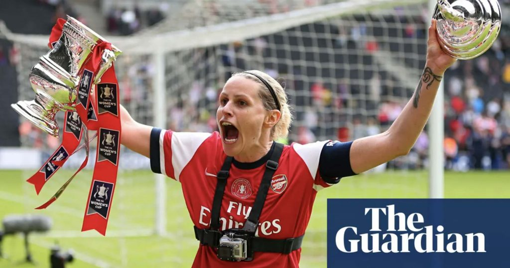Kelly Smith Winner