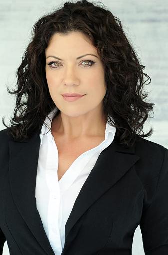 Tiffany Shepis in Black
