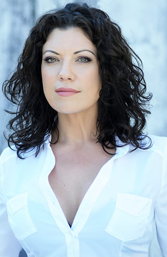 Tiffany Shepis in White