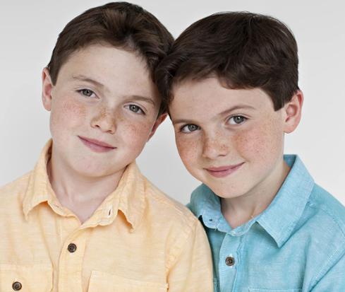 Twin Brady Noon