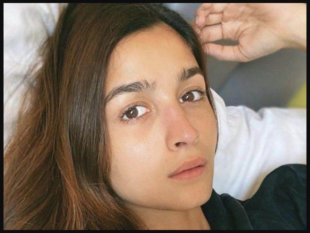 Alia Bhatt without Makeup
