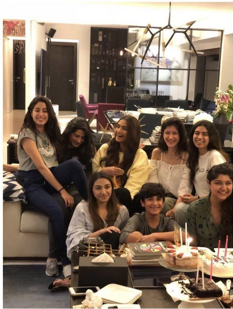 Janhvi Kapoor Birthday