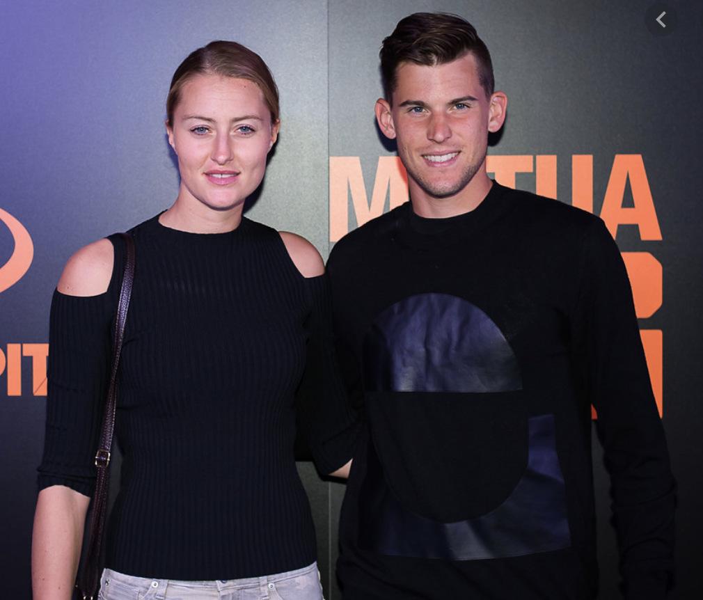 Kristina Mladenovic Boyfriend