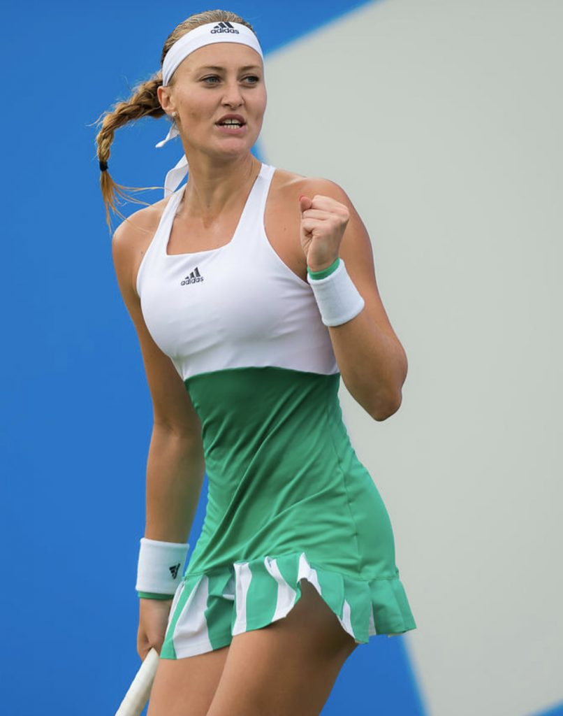 Kristina Mladenovic Ranking