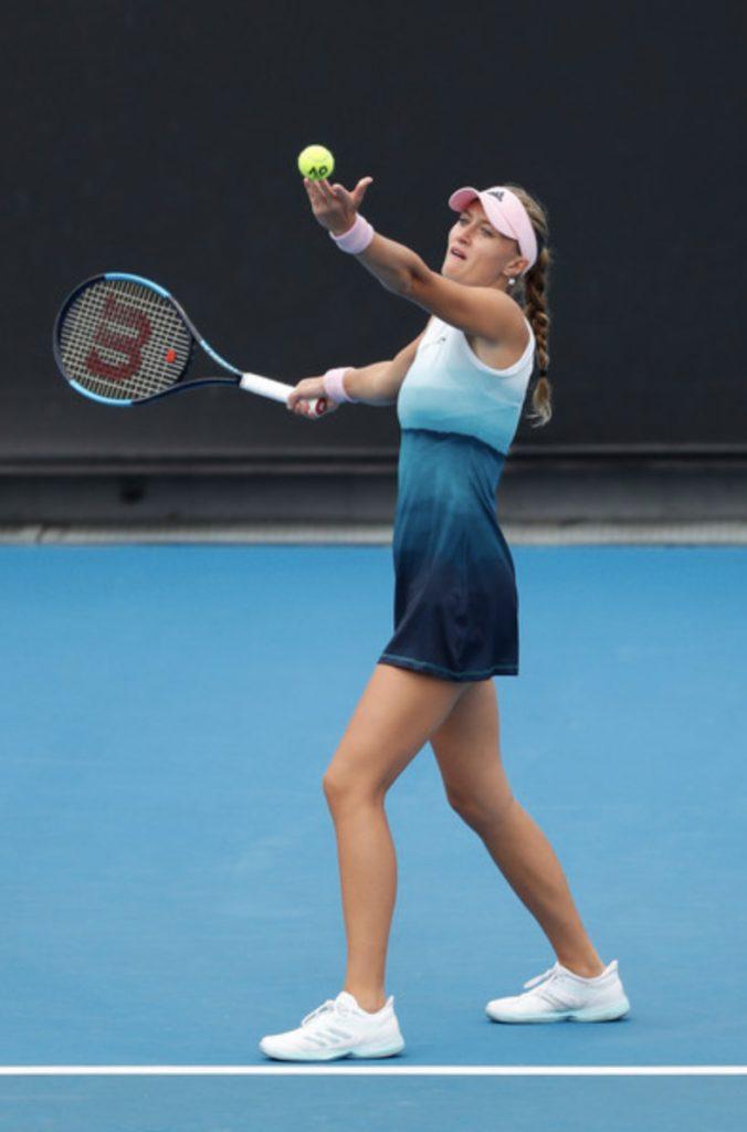 Kristina Mladenovic Tennis Player