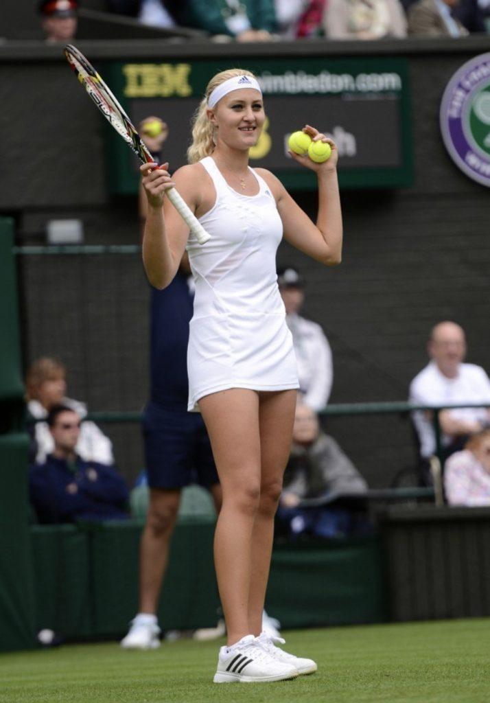 Kristina Mladenovic WTA