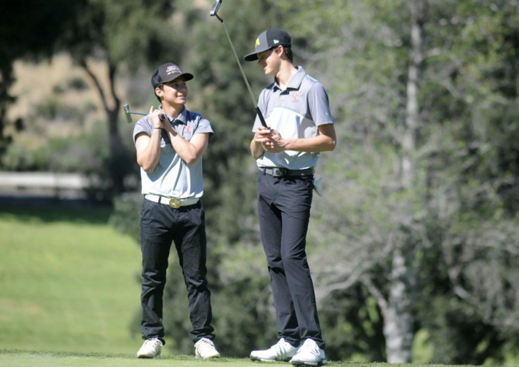 Tristan Gretzky Golf
