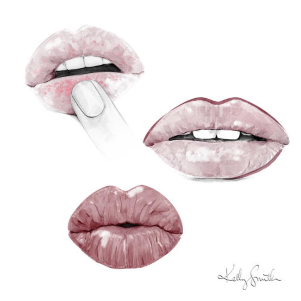 kelly smith lips