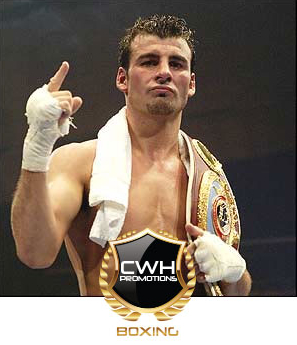 Joe Calzaghe Boxer Picture