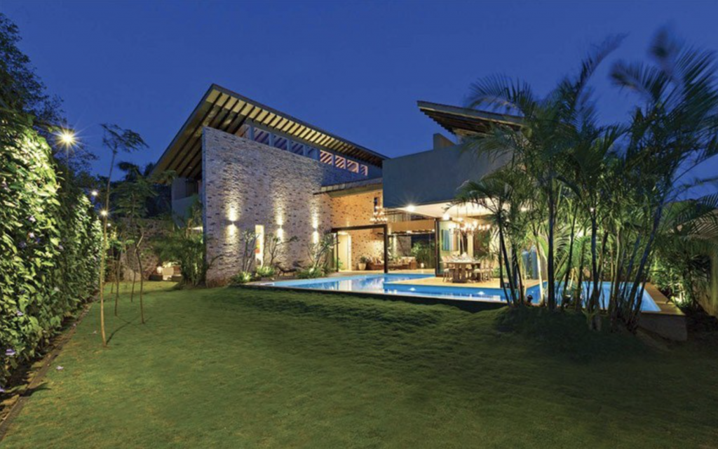 Sunil's Home Image