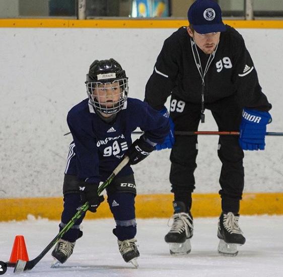 Ty Gretzky Hockey