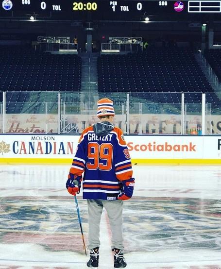 Ty Gretzky Image
