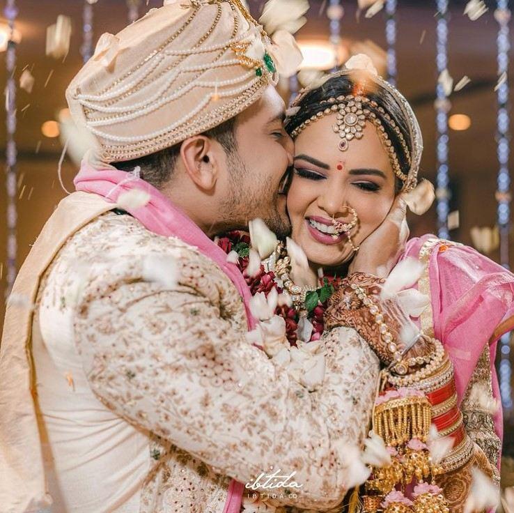 Shweta Agarwal Wedding